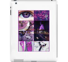Malcolm Fade  iPad Case/Skin