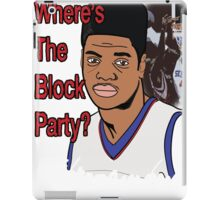 Nerlens Noel - Block Party iPad Case/Skin