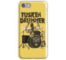 Tusken Drummer iPhone Case/Skin