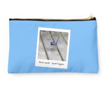 "Polaroid ""superb fairy-wren"" Studio Pouch"