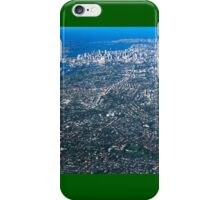 Aerial Photo-Sydney,Australia 2000 iPhone Case/Skin