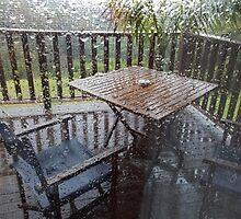 Rhythm of the rain     Norfolk Island  by sandysartstudio