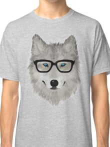 Wild Animal with Glasses - V02 Classic T-Shirt
