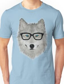 Wild Animal with Glasses - V02 Unisex T-Shirt