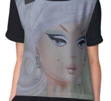 Platinum Barbie Chiffon Top