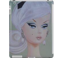 Platinum Barbie iPad Case/Skin