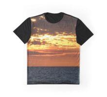 Nightcliff Twilight Graphic T-Shirt