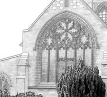 St Marys Church Dalton Sticker