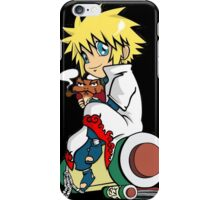 MINATO DRAWING iPhone Case/Skin