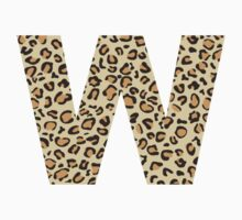 Leopard W One Piece - Long Sleeve