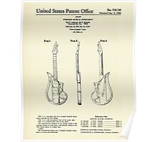 Stringed Musical Instrument-1968 Poster