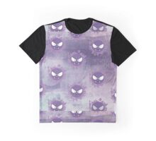 How ghastly (pattern)  Graphic T-Shirt