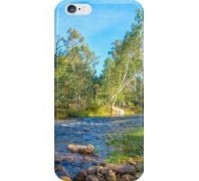 River... The King River. iPhone Case/Skin
