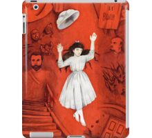 alice's communism fall iPad Case/Skin