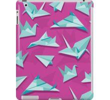 Planes & Cranes iPad Case/Skin