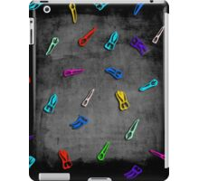 Teeth party iPad Case/Skin