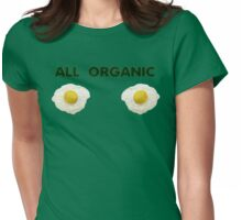 All ORGANIC Womens Fitted T-Shirt