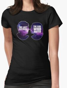 The Ponds Womens Fitted T-Shirt