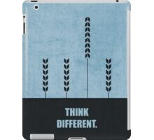 Think Different Corporate Start-up Quotes iPad Case/Skin