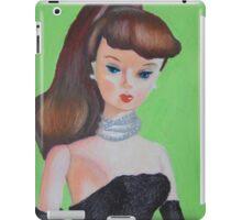 Brown Haired Barbie iPad Case/Skin