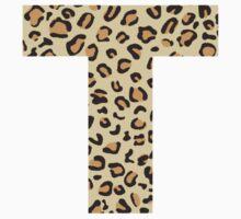 Leopard T One Piece - Long Sleeve