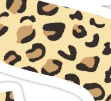 Leopard S Sticker