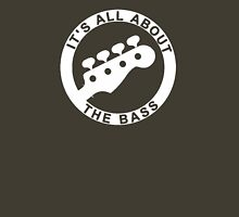 IT'S ALL ABOUT THE BASS FENDER Unisex T-Shirt