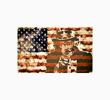 Uncle Sam USA Flag Unisex T-Shirt