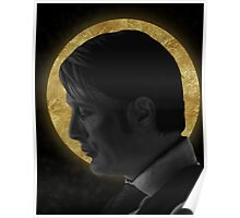 The Sun - Hannibal Lecter Poster