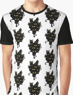 Cats Anime 2 Graphic T-Shirt