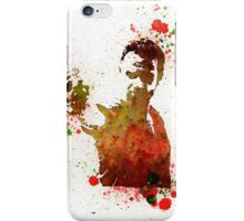 Rick Grimes Walking Dead with Colt iPhone Case/Skin