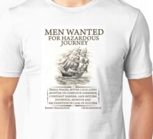 Men Wanted Unisex T-Shirt