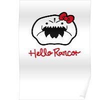 Hello Rancor Poster