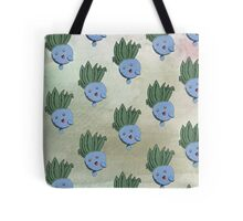 Watch where your standing! (Pattern)  Tote Bag