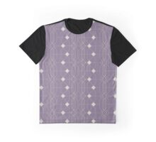 Vertical Geometric repeats. Graphic T-Shirt