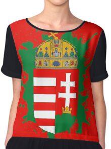 Hungary Chiffon Top