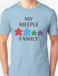 My Meeple Family T-Shirt