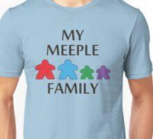 My Meeple Family Unisex T-Shirt
