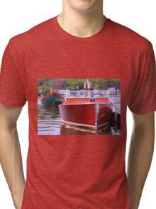 Wooden Classics Tri-blend T-Shirt