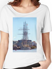Mystic Dockage Women's Relaxed Fit T-Shirt