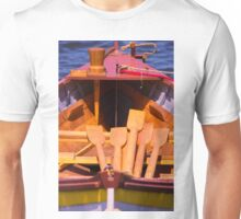 On A Whaleboat Unisex T-Shirt