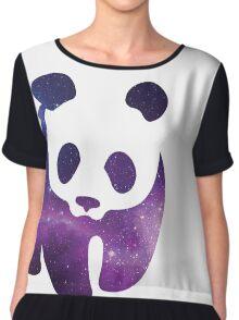 Galaxy WWF Panda Chiffon Top
