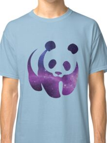 Galaxy WWF Panda Classic T-Shirt