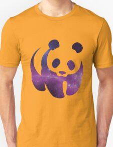 Galaxy WWF Panda Unisex T-Shirt