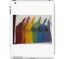 0008141 - the brushes iPad Case/Skin