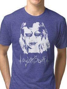 Black Metal Taylor Swift Tri-blend T-Shirt