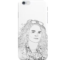 tina fey drawing iPhone Case/Skin