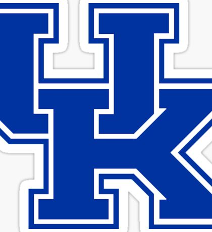 University of Kentucky Sticker