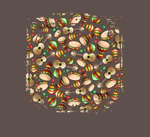 Guitar Maracas Bongo Pattern Unisex T-Shirt