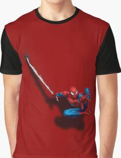 Hang Spidey Hang Graphic T-Shirt